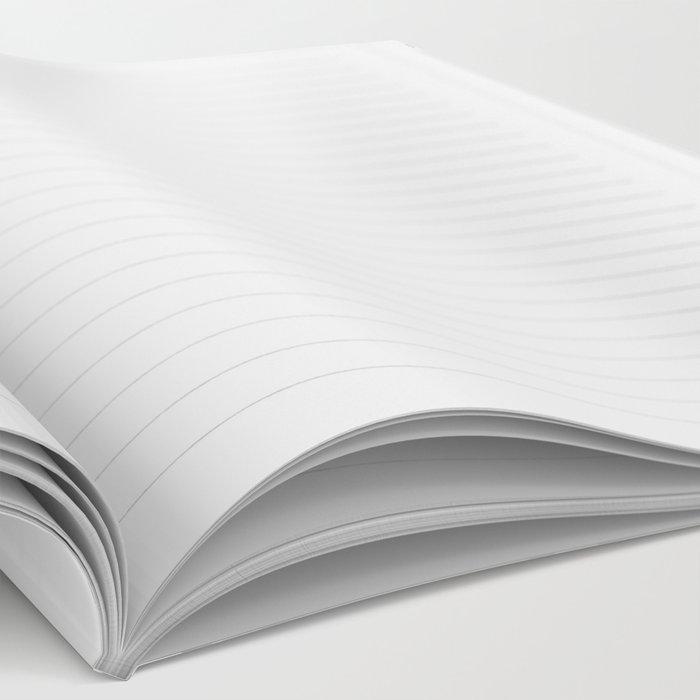 White Penguin Notebook