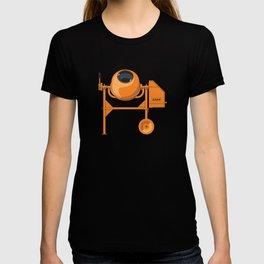 Concrete mixer Lag-130, Liv Postojna T-shirt