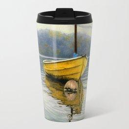 The Little Yellow Sailboat Travel Mug