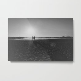 Somewhere between sunrise and sunset Metal Print