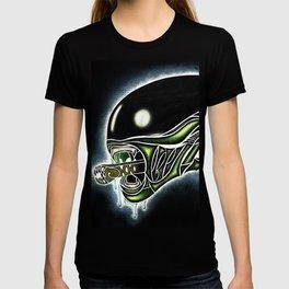 Cyber Alien T-shirt