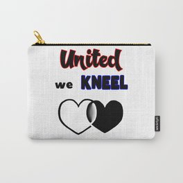 United We Kneel Carry-All Pouch