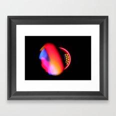 Atomic Orbital Framed Art Print