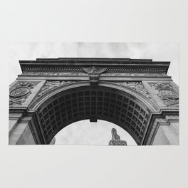 Washington Square Arch II Rug