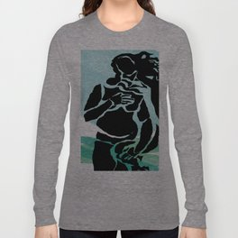 Birth of Venus Long Sleeve T-shirt