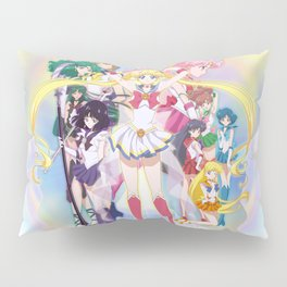 Sailor Moon Crystal Season 3 Pillow Sham