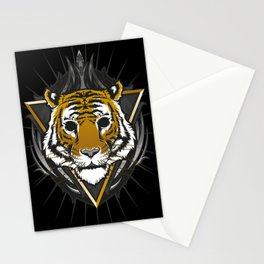 The Blackout Tiger Stationery Cards