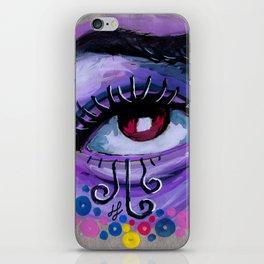 """i live in unreality"" iPhone Skin"