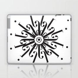 "Flower - The Didot ""j"" Project Laptop & iPad Skin"