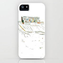 king of the allotments iPhone Case