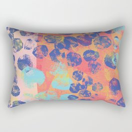boulders2 Rectangular Pillow