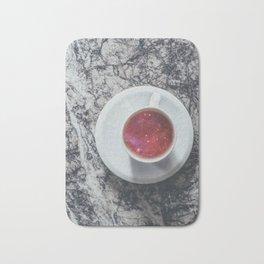 COFFEE PORTAL TO THE UNIVERSE Bath Mat
