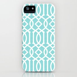 Limpet Shell - Trellis iPhone Case
