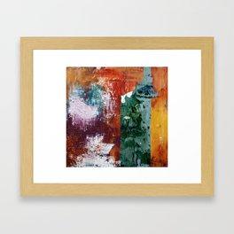 Troglodyte Framed Art Print