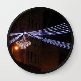 Winter in MKE Wall Clock