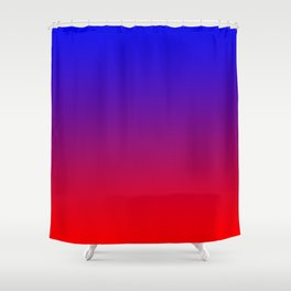 Radiant Ombre Shower Curtain