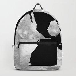 Earth. Backpack