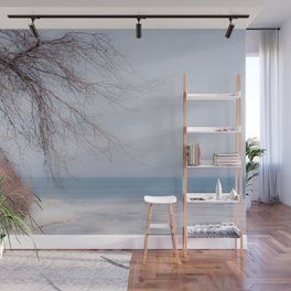 Cold Days Wall Mural