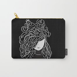 Iconia Girls - Olivia Black Carry-All Pouch
