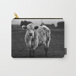 Furry Cow Carry-All Pouch