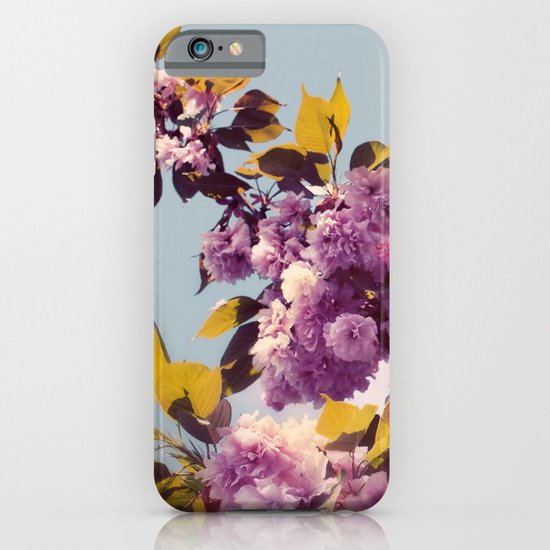 Vintage Blooms iPhone & iPod Case