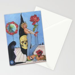 Dali Delight Stationery Cards