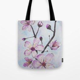 Cherry Blossoms I Tote Bag