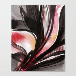 Organic Embrace 3 by Kathy Morton Stanion Canvas Print