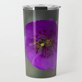Pollinating Travel Mug