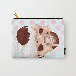 Doll faced cookies n cream Carry-All Pouch