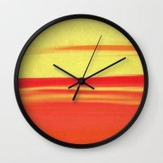 Skies The Limit VII Wall Clock
