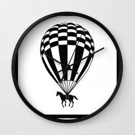 The Voyager Wall Clock