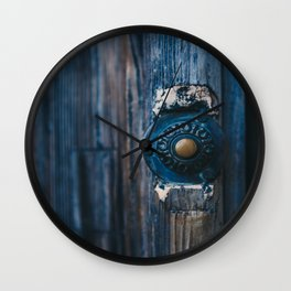 Come in my Friend Wall Clock