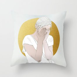 OUR INVENTIONS (Rest Your Head) Throw Pillow