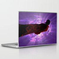 starlord Laptop & iPad Skins featuring Lord Of A Galaxy by Rachcox