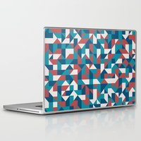native Laptop & iPad Skins featuring Native by Matt Borchert