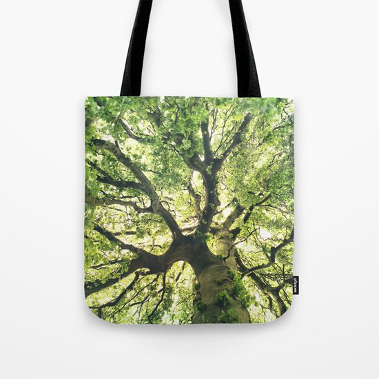 Under Your Skin Tote Bag