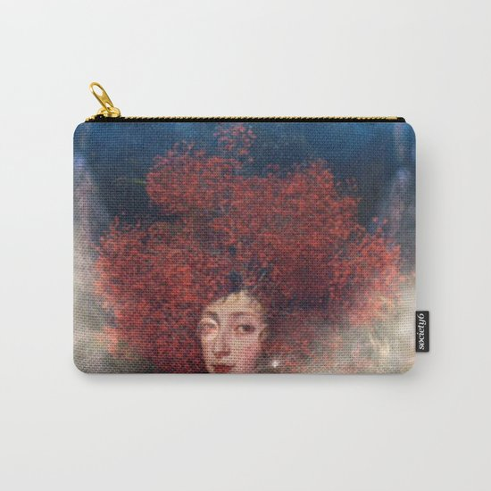 Mother Nature (Autumn) Carry-All Pouch