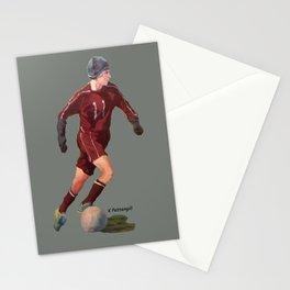 Soccer Stationery Cards