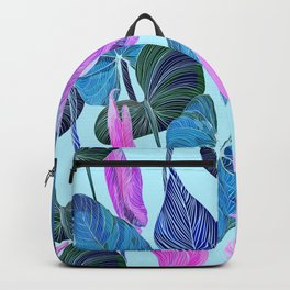 Lush Lily - cool brights Backpack