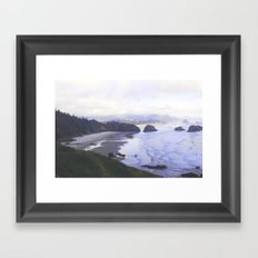 Cannon Beach Framed Art Print