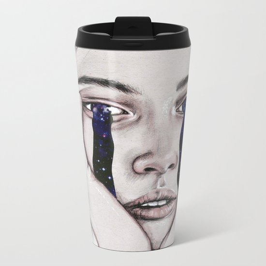 For Eternity Metal Travel Mug