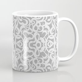 Floral Abstract Damasks G17 Coffee Mug