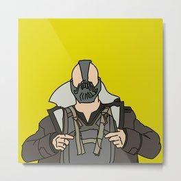 You have my permission to die. Metal Print