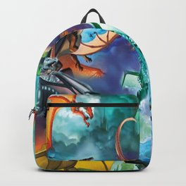 Wings-Of-Fire all dragon Backpack