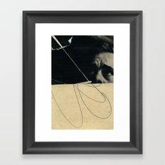ricochet Framed Art Print