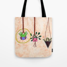 Let's Hang Out Tote Bag