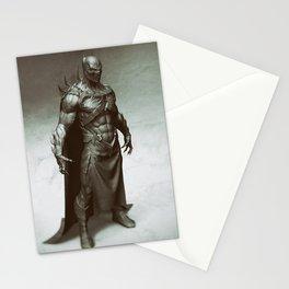 Evil bat 2 Stationery Cards