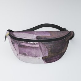 inception violet Fanny Pack