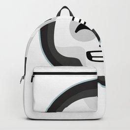 skull bigsmile Backpack